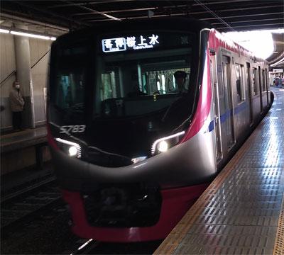 系 運用 5000 京王 京王線の運用表(2018年2月22日改正)
